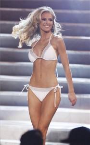 Miss USA 2009. - Kristen Dalton