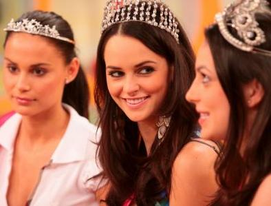 Dobó Ági, Miss World Hungary 2010