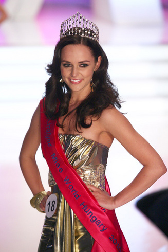 Miss World Hungary 2010