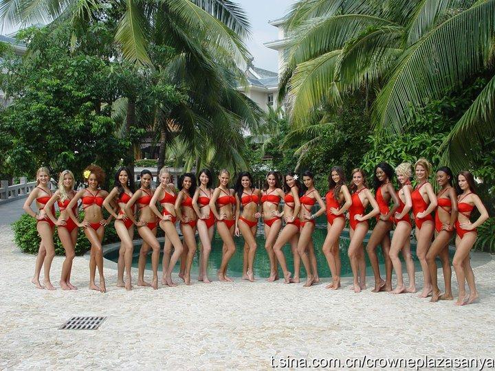 Miss World Beach Beauty 2010 20 legszebb szépsége