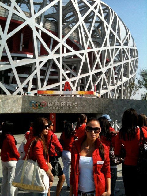 Kalo Jennifer első napja Kínában