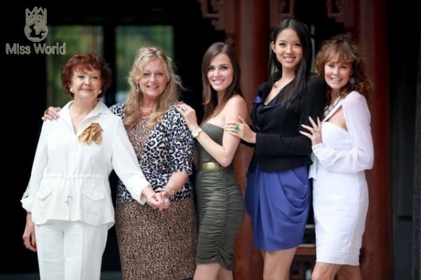 Miss World 2010 zsűri tagjai