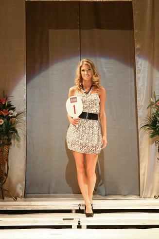 Miss Hungary - Gregori Dóra Utcai ruhában