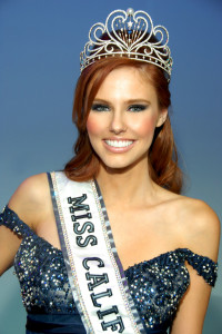 Miss California USA, 2012
