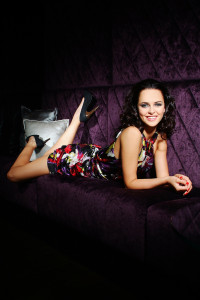 Dobó Ágnes- Miss World Hungary 2010