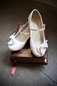 Kislány balerina cipő
