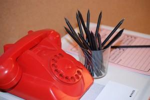 Kábel telefon