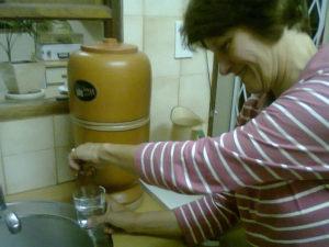Házi víztisztító berendezés