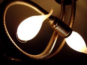 LED lencse