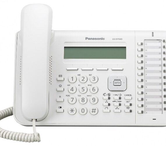 Panasonic KX-DT543X – elegancia és hatékonyság
